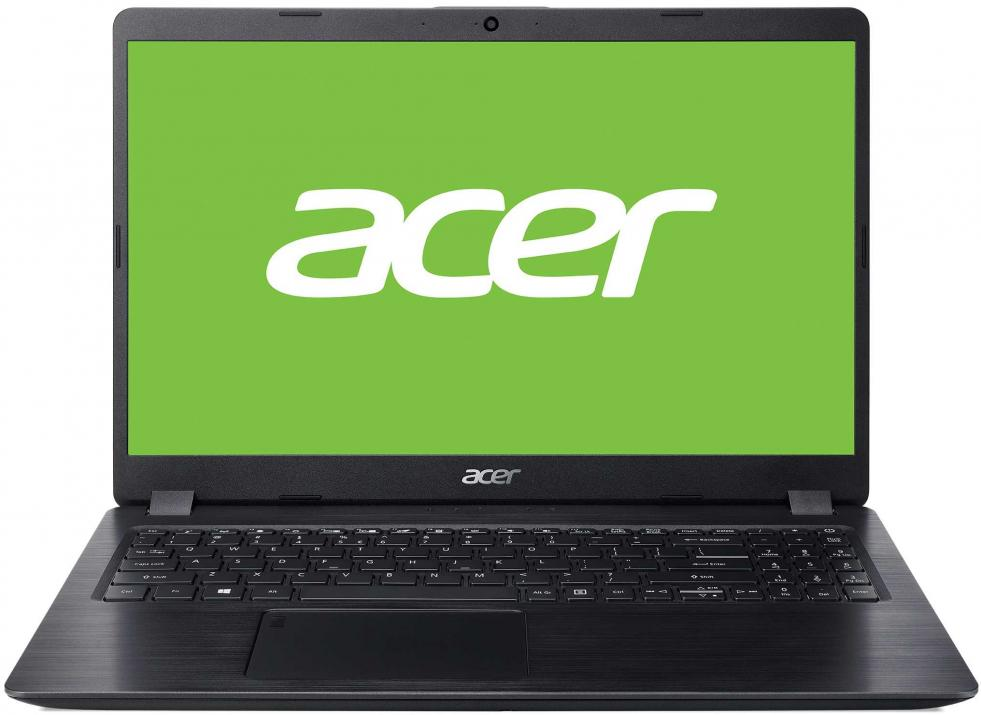 "UPGRADED Acer Aspire 5 A515-52-3309 (NX.H16EX.006) 15.6"" FHD, i3-8145U, 4GB RAM, 256GB SSD, Черен, Win10"