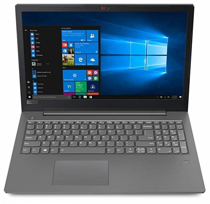 "UPGRADED Лаптоп Lenovo V330-15IKB (81AX00K7BM), 15.6"" FHD (1920x1080), i3-8130U, 8GB RAM, 1TB SSD, Сив"