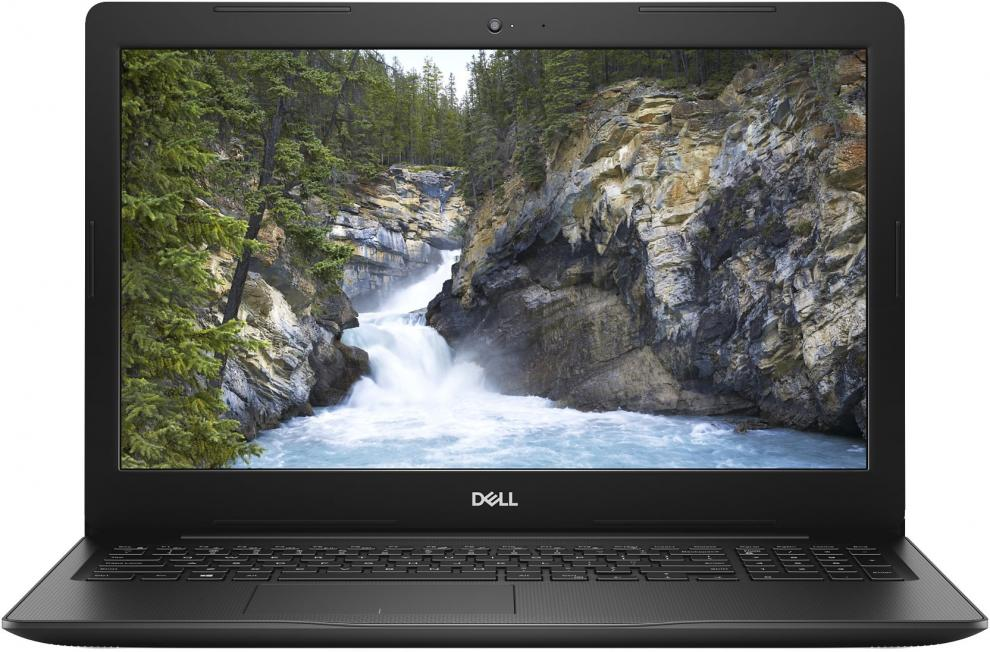 "UPGRADED Dell Vostro 3580 | 15.6"" FHD, i3-8145U, 4GB RAM, 256GB SSD, 1TB HDD, Черен"
