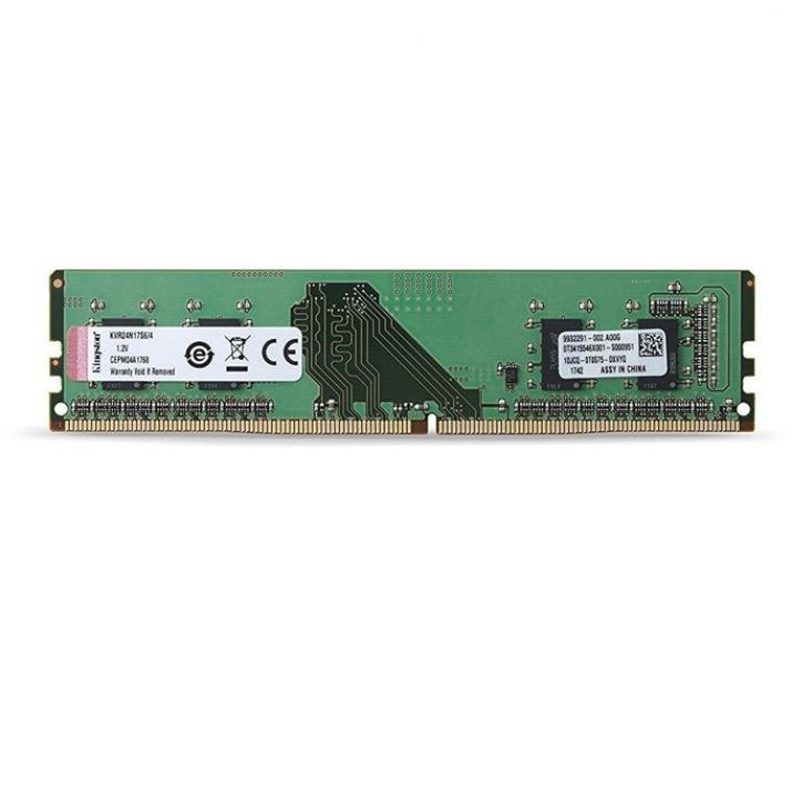 Памет Kingston 8GB DDR4 PC4-21300 2666MHz CL19 KVR26N19S8/8