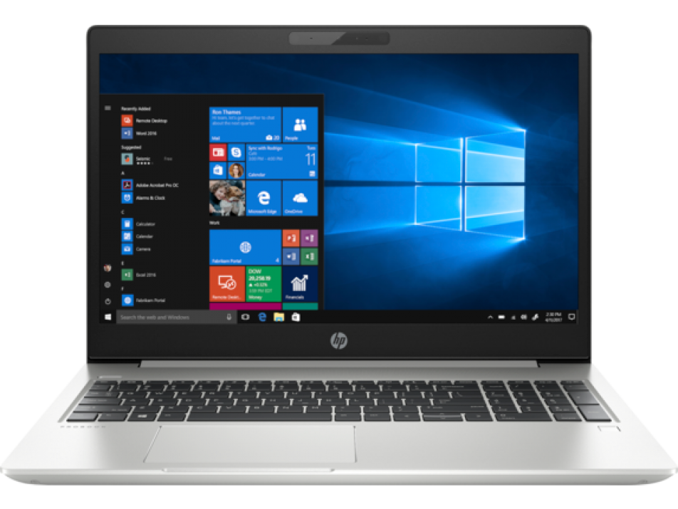 "HP ProBook 450 G6 | 6BN32ES | 15.6"" FHD IPS, i5-8265U, 8GB RAM, 1TB HDD, GeForce MX130, Сребрист"