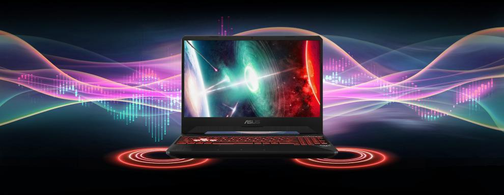 "UPGRADED ASUS TUF Gaming FX505GE-AL419 | 90NR00S2-M08940, 15.6"" 120Hz FHD IPS, i7-8750H, 8GB RAM, 1TB SSD, 1TB HDD, GTX 1050Ti, Черен"