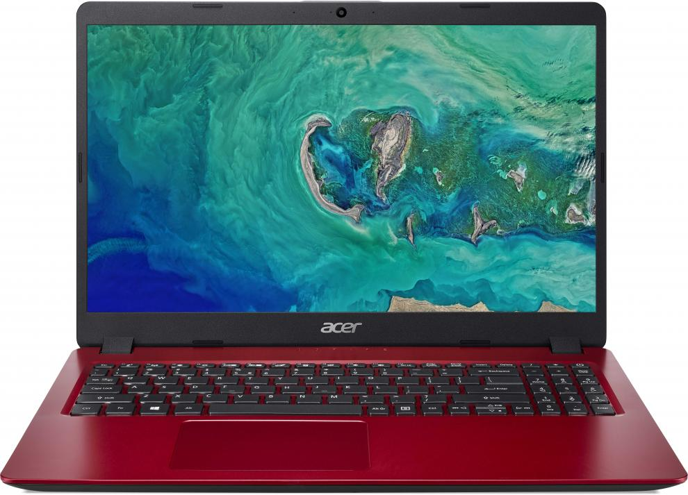 "UPGRADED Acer Aspire 5 A515-52G-50AP | NX.HGPEX.002 | 15.6"" FHD IPS, i5-8265U, 16 GB, 128 GB SSD, 1TB, nVidia MX250, Червен, Win10"