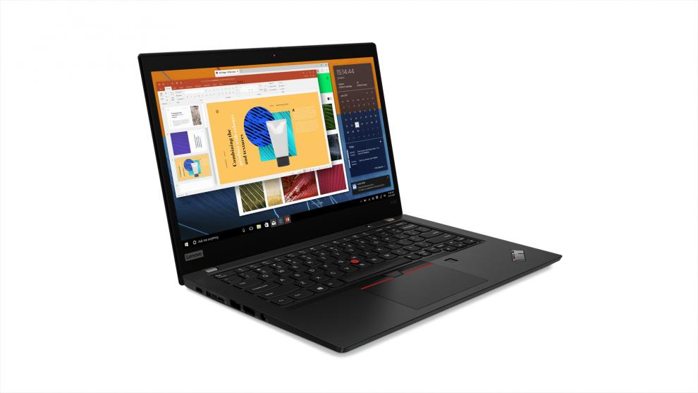 "Лаптоп Lenovo ThinkPad T590 | 20N4000ABM | 15.6"" IPS FHD(1920x1080), i7-8565U, 16GB (8+8) RAM, 512GB SSD, GeForce MX250 2GB, Win 10 Pro, Черен"