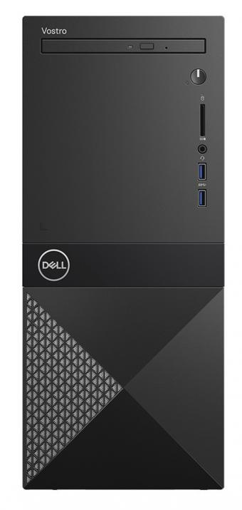 UPGRADED Dell Vostro 3670 MT | N204VD3670BTOEMEA01_1905 | i3-8100, 4GB RAM, 256GB SSD, 1TB HDD, Win 10 Pro