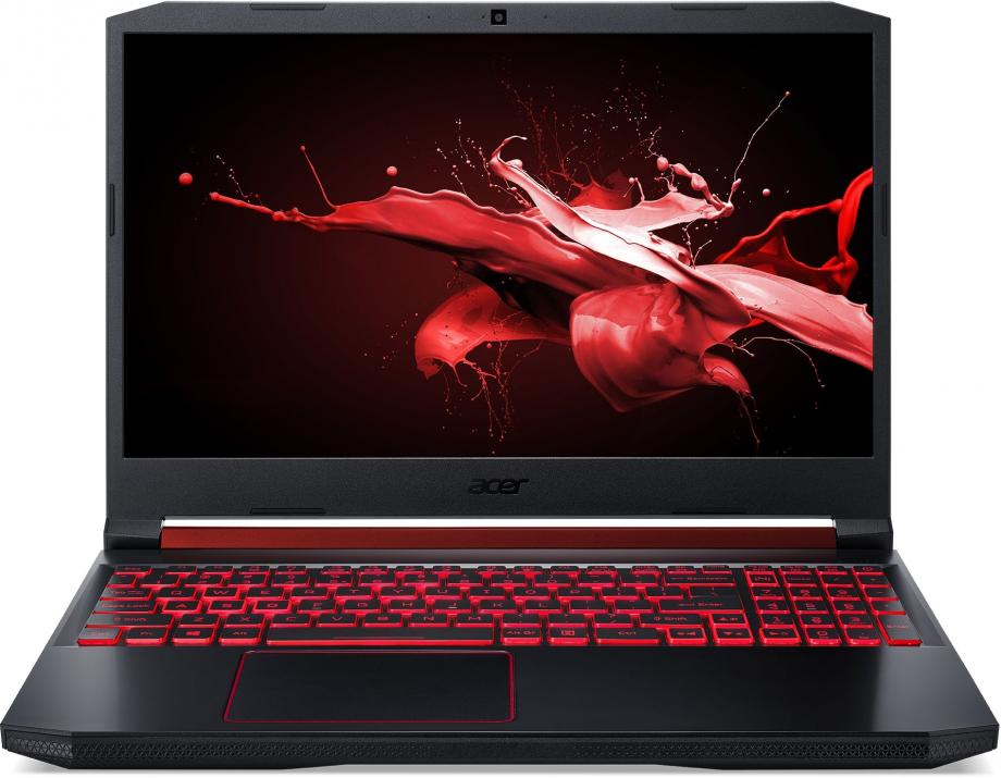 "UPGRADED Acer Nitro 5 AN515-54-7064 | NH.Q59EX.018 | 15.6"" FHD IPS, i7-9750H, 8GB RAM, 256GB SSD, 1TB HDD, GTX 1650"