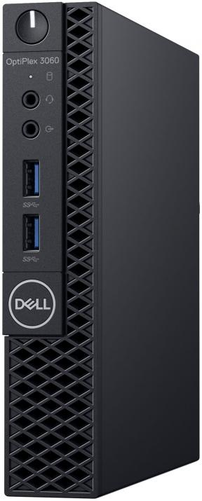 Dell OptiPlex 3060 MFF | N016O3060MFF_WIN-14 | i3-8100T, 4GB RAM, 128GB SSD