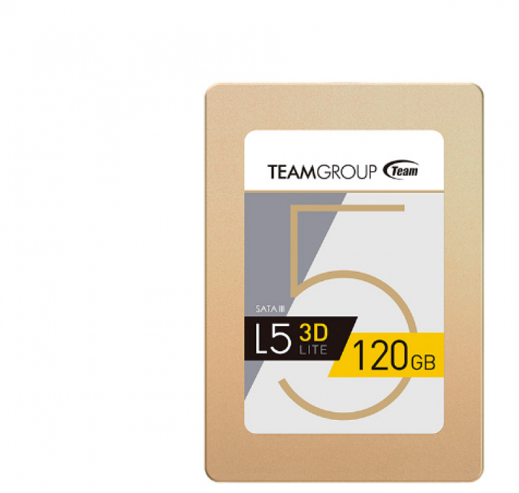 """SSD диск TeamGroup SSD L5 120G 2.5"""" SATA"""