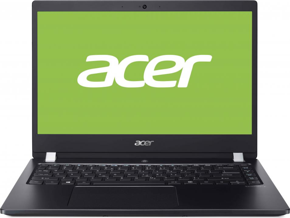 "UPGRADED Acer TravelMate TMX3410-M-33YP | NX.VHJEX.019 | 14"" FHD IPS, i3-8130U, 12 GB, 256 GB SSD, Черен, Win10 Pro"