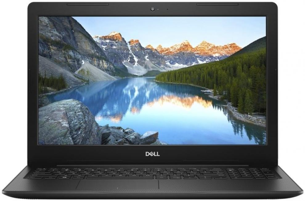 "UPGRADED Dell Inspiron 3581| 5397184225660 | 15.6"" FHD, i3-7020U, 8 GB, 256 GB SSD, 1TB HDD, AMD Radeon 520, Win10, Черен"