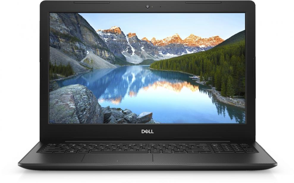 "UPGRADED Лаптоп Dell Inspiron 3583, 15.6"" FHD, i5-8265U, 8 GB, 128 GB SSD, 1TB HDD, Radeon 520, Черен + Canon PIXMA MG2550S All-In-One, Win10"
