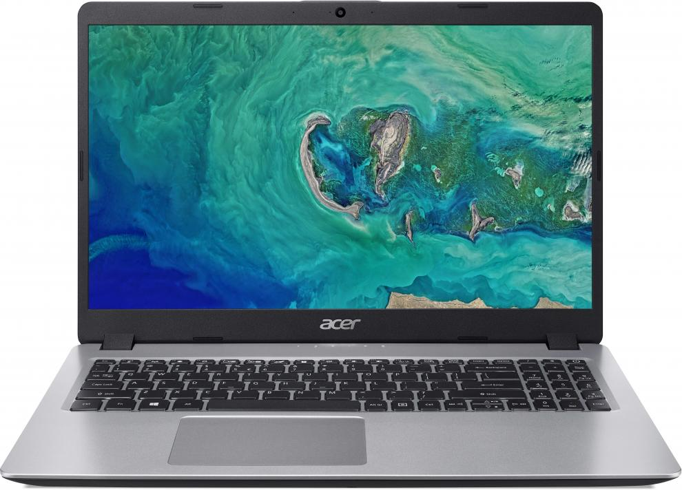 "UPGRADED Acer Aspire 5 A515-54G-78SC, 15.6"" FHD IPS, i7-8565U, 12 GB, 1ТB, MX250, Сребрист 