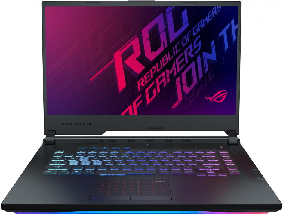 "UPGRADED ASUS ROG Strix G G531GU-AL009, 15.6"" FHD IPS 120Hz, i7-9750H, 16GB, 1TB, 512 GB SSD, GTX 1660Ti 