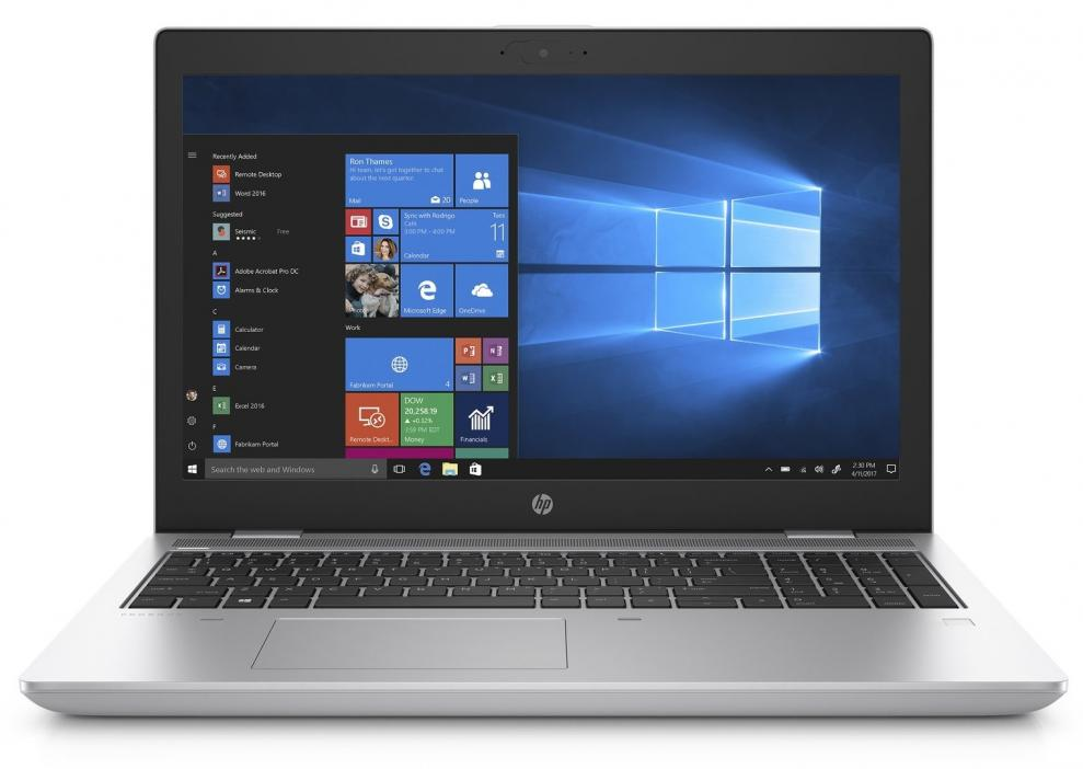 "UPGRADED Лаптоп HP ProBook 650 G5 (7KN81EA) 15.6"" FHD, i5-8265U, 32 GB, 512GB SSD, Win 10 Pro, Черен"