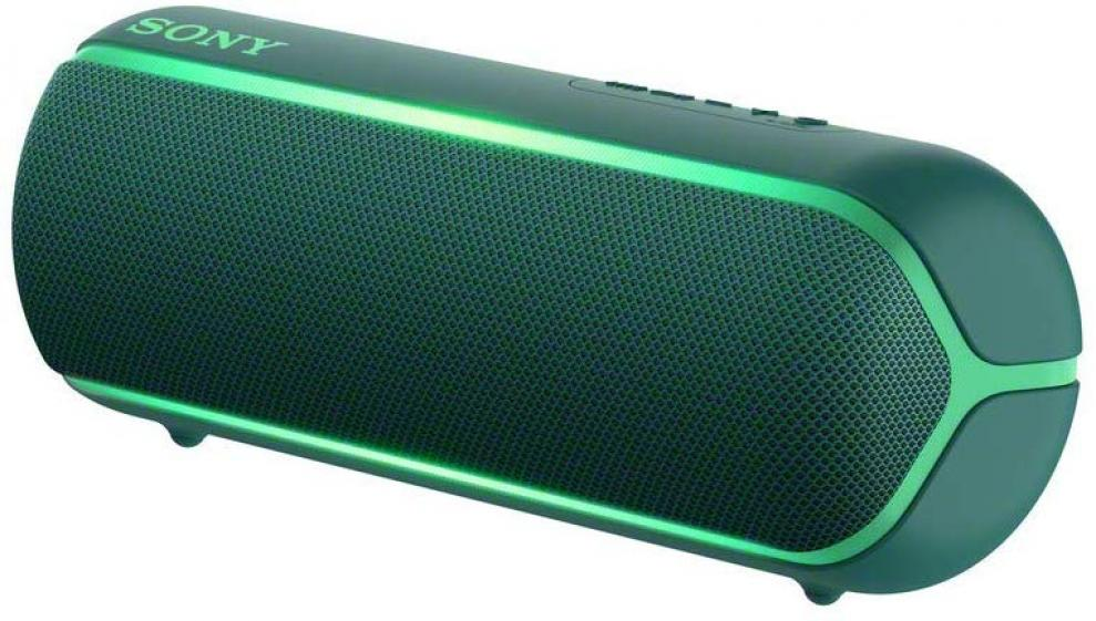 Bluetooth тонколонка Sony SRS-XB22 Portable Wireless Speaker | SRSXB22G.CE7