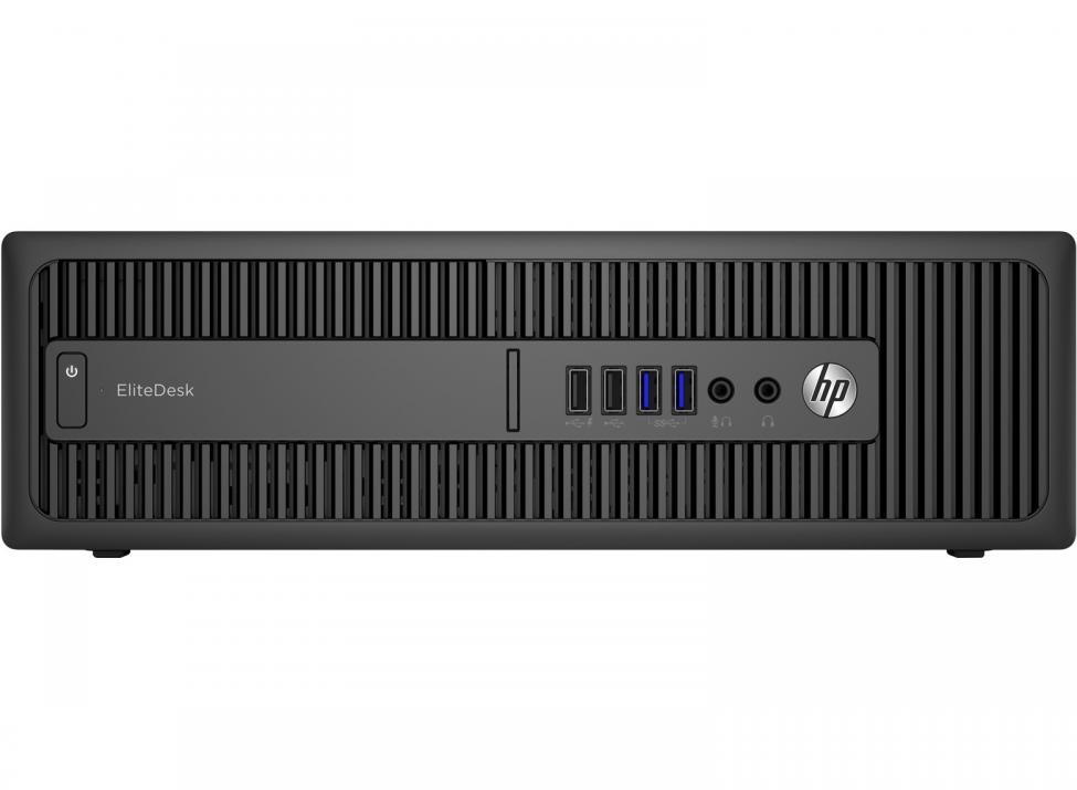 UPGRADED HP EliteDesk 800 G1 SFF, G3220, 4GB, 320GB HDD, 120 GB SSD