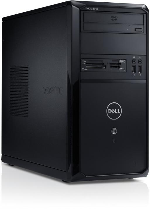 UPGRADED Dell Vostro 460 Tower | i5-2400, 8GB RAM, 500GB HDD, 120 GB SSD
