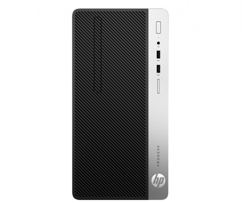 UPGRADED HP ProDesk 400 G6 MT |8PG78EA| i3-9100, 32 GB, 256GB, 512 GB SSD, DOS, Win10 Pro