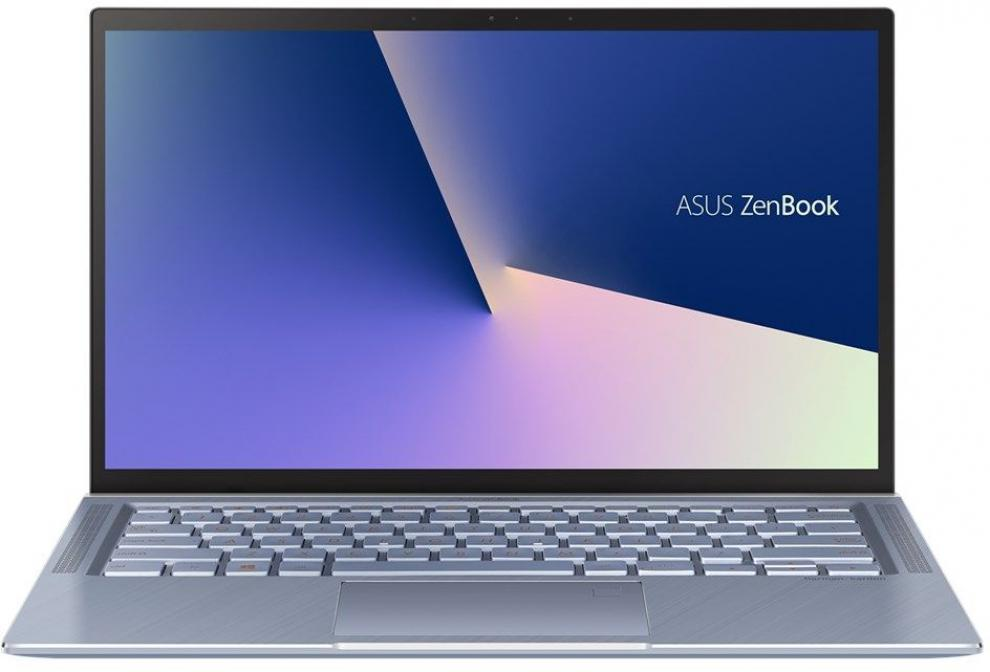 "Asus Zenbook UM431DA-AM038T, 14"" FHD, R7-3700U, 8GB, 512GB SSD, Win10, Сребрист 