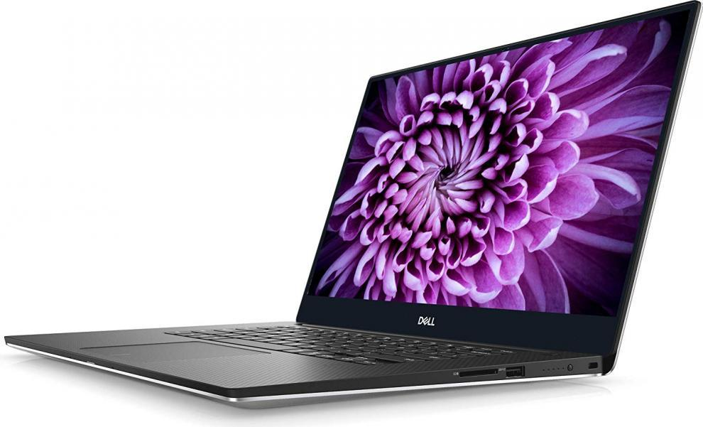 "Dell XPS 7590 | 15.6"" Touch 4K UHD, i9-9980HK, 32GB, 1TB SSD, GTX 1650, Win 10 Pro, Сребрист 