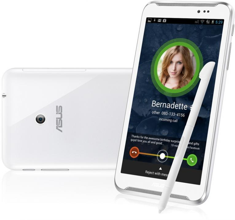 ASUS FonePad Note FHD 6 (ME560CG) 16GB - Бял