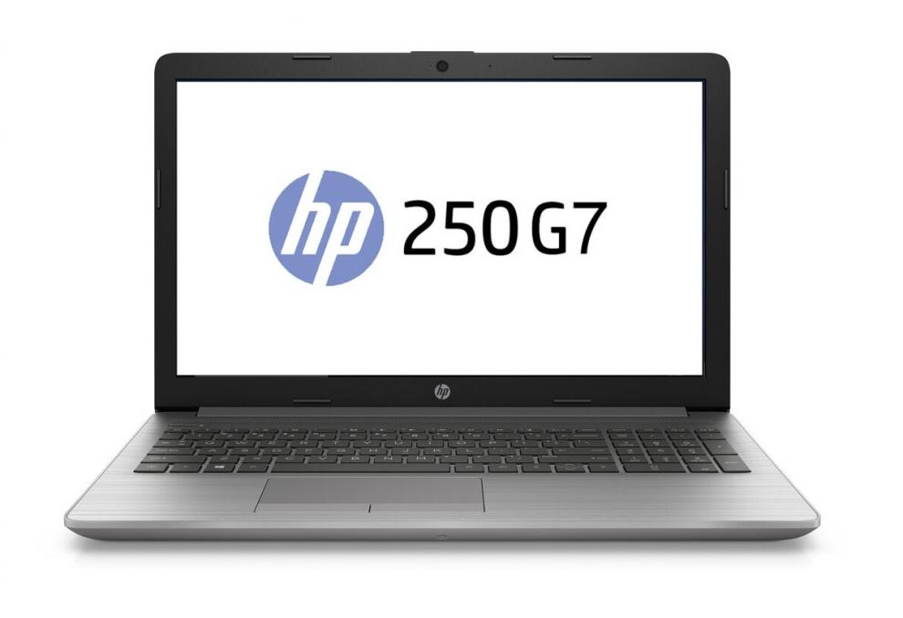 "UPGRADED HP 250 G7 | 15.6"" FHD, i3-7020, 8 GB RAM, 1 TB HDD, 128 GB SSD, Сив 8AC85EA, Win10"