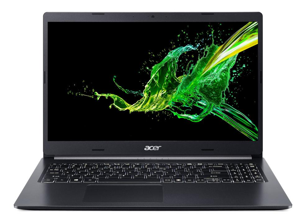 "UPGRADED Acer Aspire 5 A515-54G-59HT, 15.6"" FHD IPS, i5-10210U, 12 GB, 1TB, 256 GB SSD, MX250, Черен 
