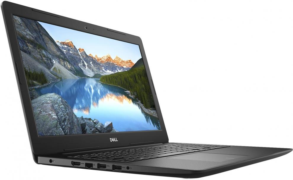 "UPGRADED Dell Inspiron 3593, 15.6"" FHD, i5-1035G1, 16 GB, 512GB SSD, Черен 