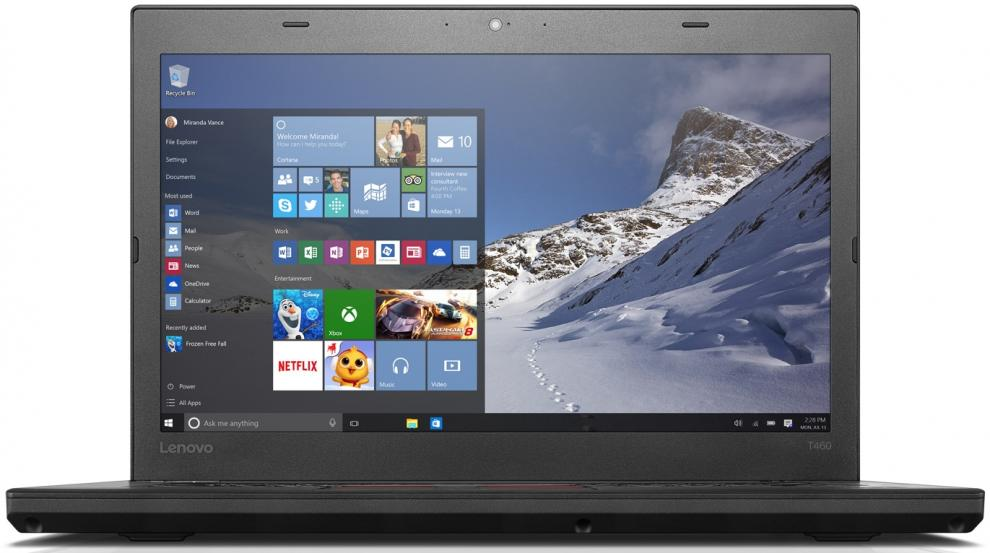 "UPGRADED Lenovo ThinkPad T460, 14.0"" 1920x1080 , i5-6300U, 16 GB RAM, 240GB SSD, Cam"
