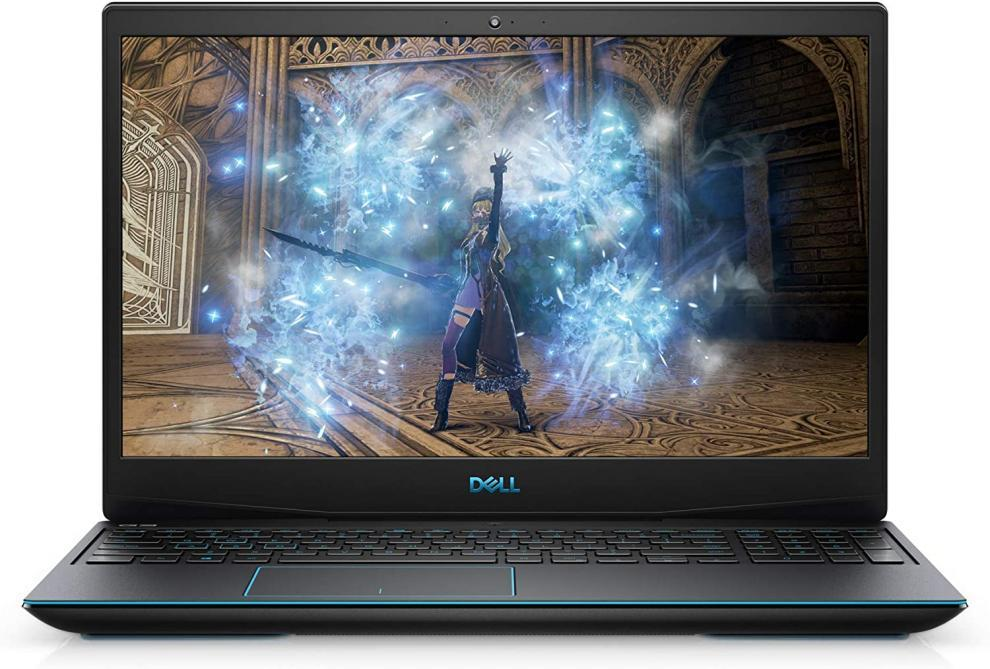 "UPGRADED Dell Gaming G3 3500, 15.6"" FHD 120Hz, i7-10750H, 16 GB, 1 TB SSD, GTX 1650 Ti 4GB, Linux, Black 