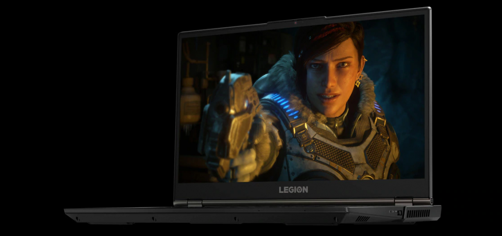 "UPGRADED Lenovo Legion 5, 17.3"" FHD, i7-10750H, 16GB, 1TB SSD, GTX 1660 Ti 6GB, Черен 