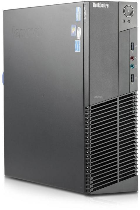UPGRADED Lenovo SFF M92P, i5-3470, 16 GB RAM, 1000GB, 240 GB SSD, DVD-RW, Нова nVidia GeForce GT 1030 - 2 GB с 2 години гаранция, Win10 Pro RFB