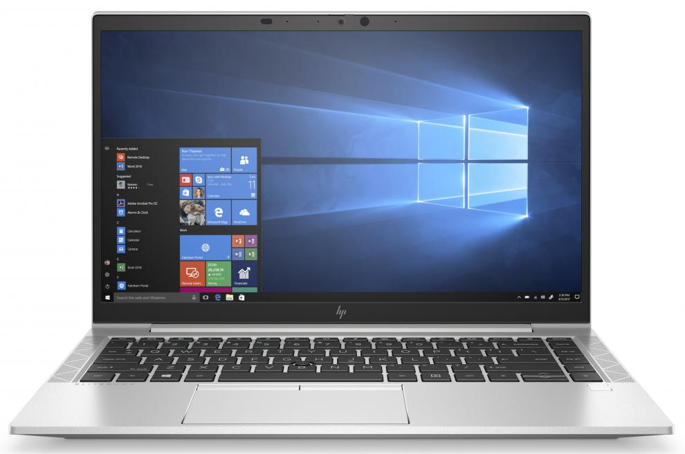 "UPGRADED HP EliteBook 840 G7, 14"" FHD i7-10510U, 32 GB, 1TB SSD, Win 10 Pro, Silver 