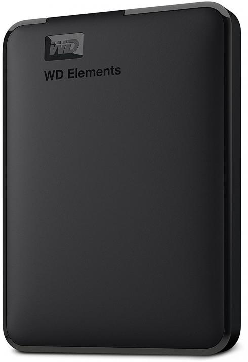 Western Digital Elements Portable 4TB външен хард диск USB 3.0 (WDBU6Y0040BBK)