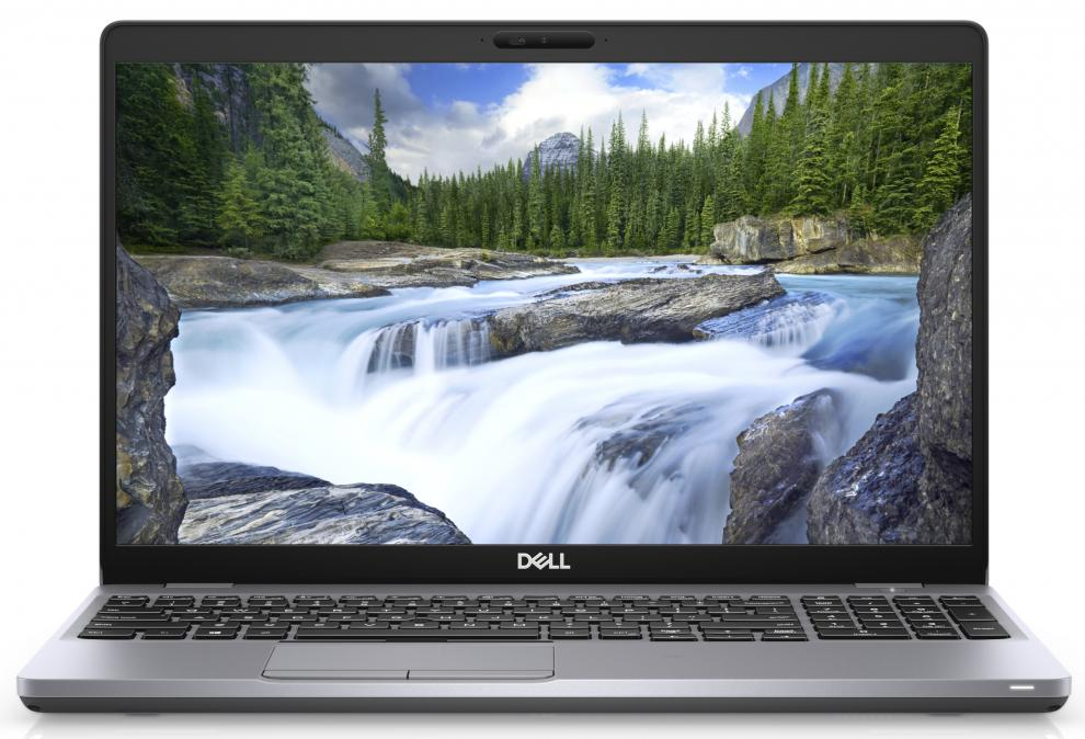 "UPGRADED Dell Latitude 5510, 15.6"" FHD, i7-10610U, 32 GB, 512 GB SSD, Linux, Grey 