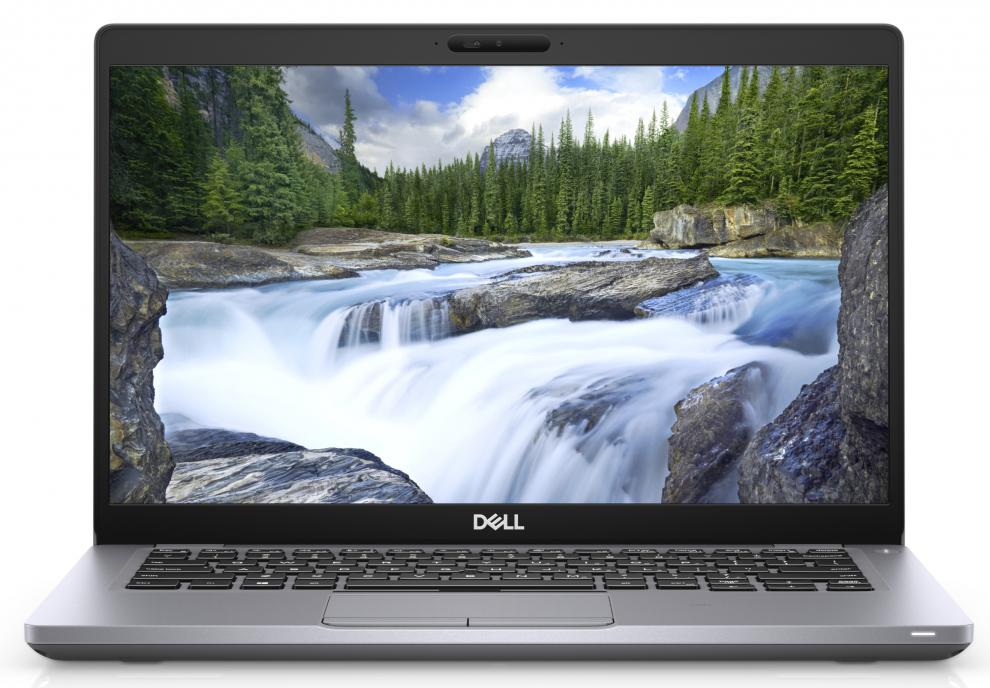 "UPGRADED Dell Latitude 5410, 14"" FHD, i5-10210U, 16 GB, 512 GB SSD, Linux, Сив 