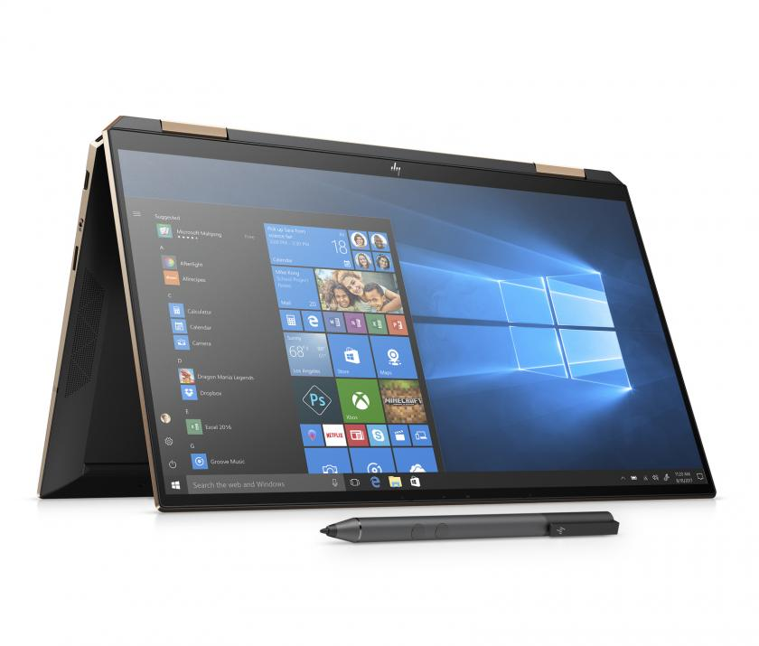 "HP Spectre x360 13-aw2001nu, 13.3"" Touch FHD IPS, i7-1165G7, 16GB, 1TB SSD, Win 10, Nightfall black 