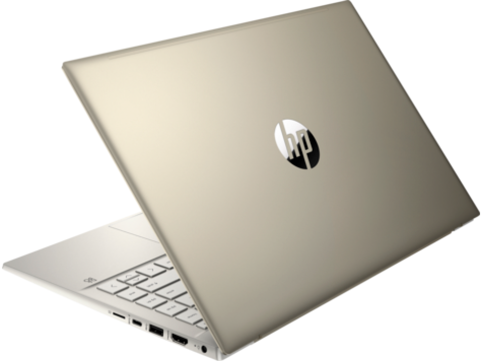 "UPGRADED HP Pavilion 14, 14"" FHD IPS, i3-1115G4, 16GB, 512 GB SSD, Warm Gold"