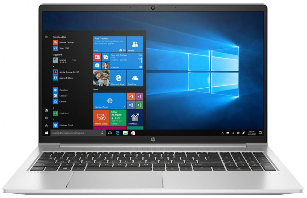 UPGRADED HP ProBook 450 G8, 15.6 FHD IPS, i5-1135G7, 8GB, 512GB SSD, MX450 2GB, Pike silver | 2X7X6EA#AKS, Win10 Pro 1
