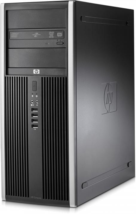 UPGRADED HP Compaq 6300 Elite Tower, i3-3220, 16 GB, 250GB HDD, 240 GB SSD, DVD-RW, Нова nVidia GeForce GT 1030 - 2 GB с 2 години гаранция, Win10 RFB