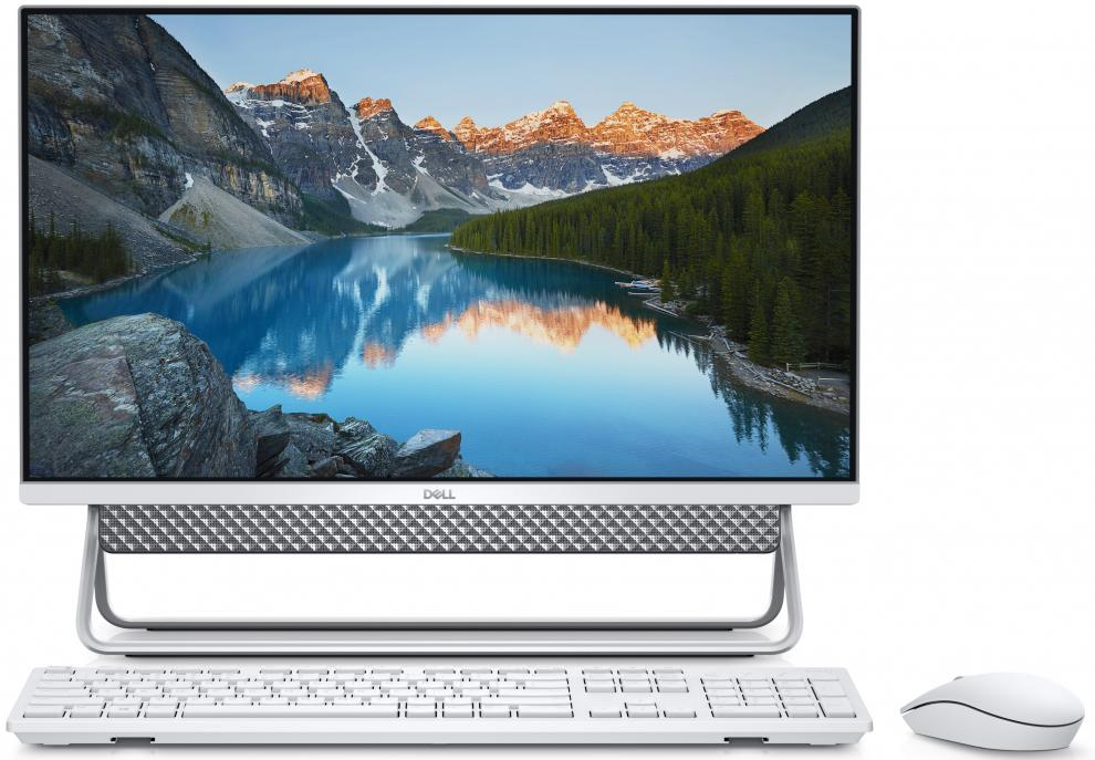 """Dell Inspiron 5400 All-in-One, 23.8"""" FHD Touch, i7-1165G7, 16 GB, 256 GB SSD + 1 TB HDD, MX330 2GB, Windows 10 Home, Silver   DIAIO5400I716G256GMX330T_WINH-14 1"""