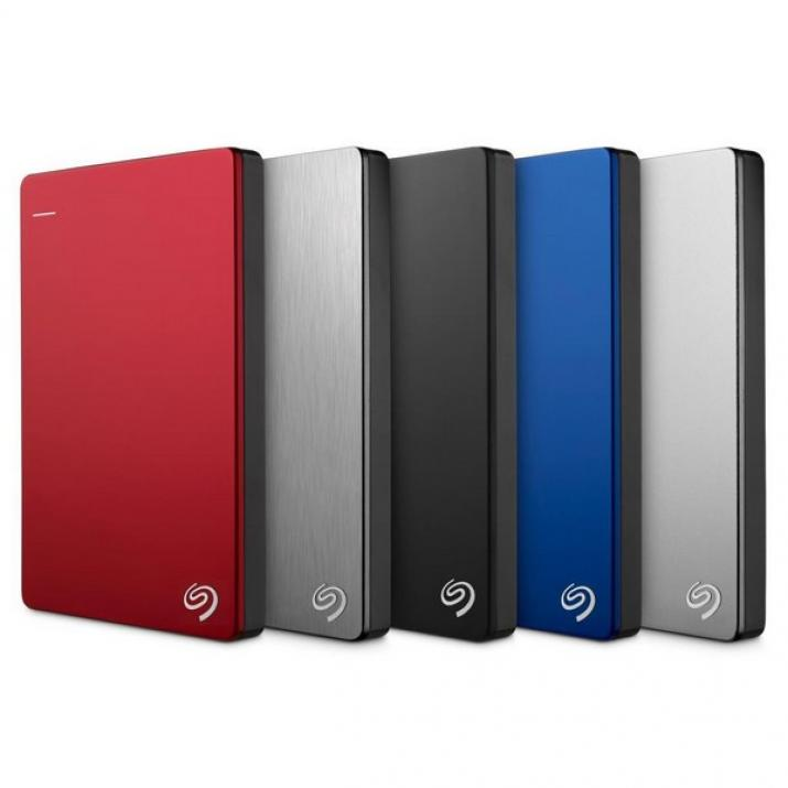 Външен диск Seagate Backup Plus 2TB USB 3.0 (STDR2000201)