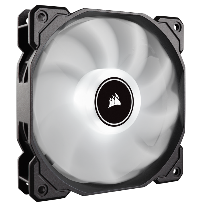 Вентилатор Corsair AF120 LED Low Noise Cooling Fan White