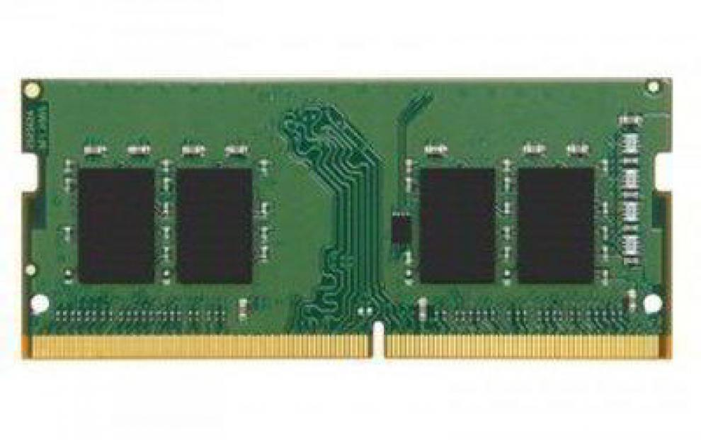 Памет Kingston 4GB SODIMM DDR4 PC4-21300 2666MHz CL19 KVR26S19S6/4