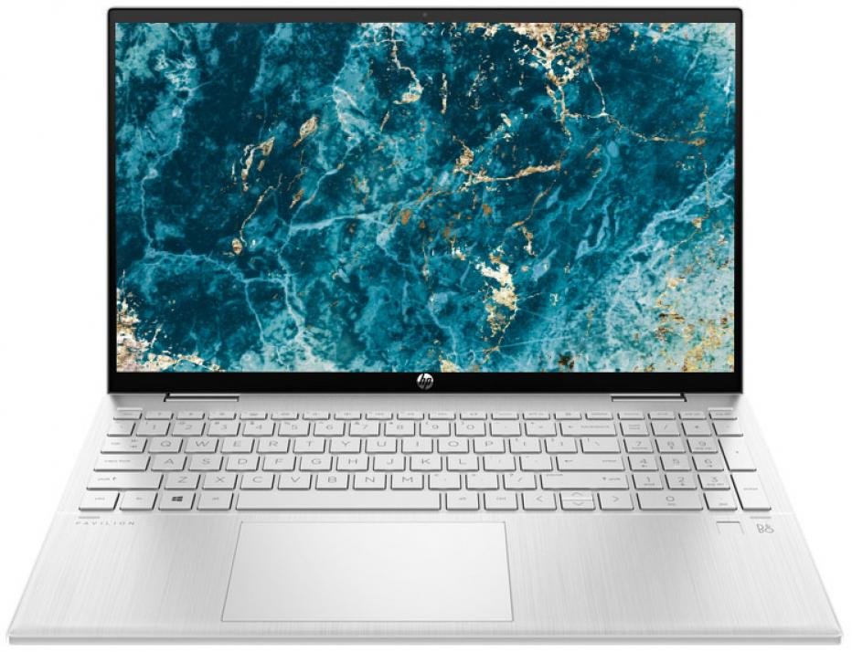 """HP Pavilion x360 15-er0000nu, 15.6"""" FHD IPS Touch, i5-1135G7, 8 GB, 512GB SSD, Win 10, Natural Silver 