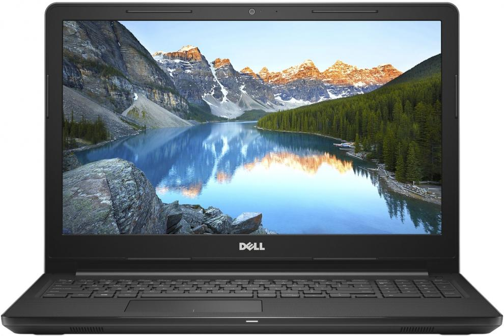"UPGRADED Dell Inspiron 15 3573, 15.6"" HD, Celeron N4000, 4GB RAM, 120GB SSD, 500GB HDD, Черен"
