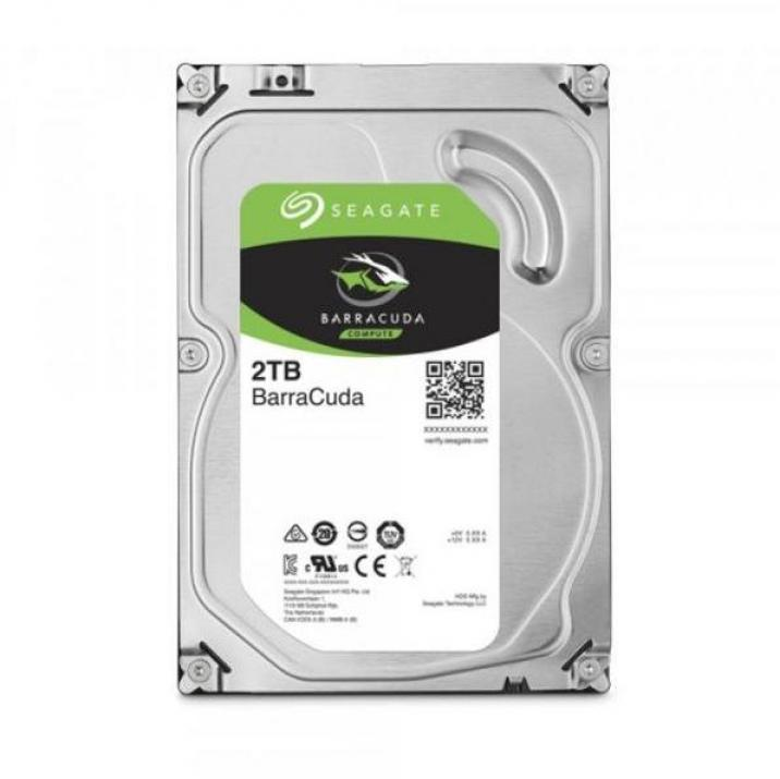 "Твърд диск SEAGATE Barracuda Guardian 3.5"" 2TB SATA 7200rpm ST2000DM008"