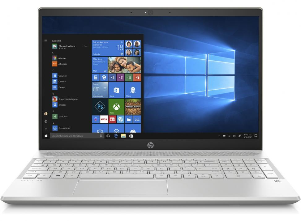 UPGRADED HP Pavilion 15-cs0065nu (5GW70EA)