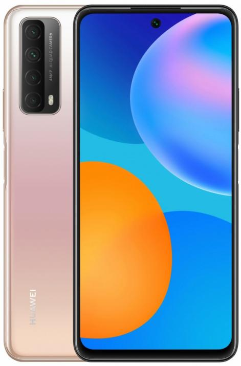 """Huawei P Smart 2021 PPA-LX2, 6.67"""" IPS LCD, 4GB/128GB, Android10, Gold 1"""
