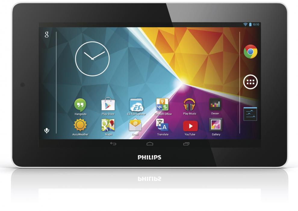 "Таблет Philips Tablet 7"" PI3105W2 1"